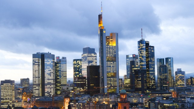 Frankfurt/Main - Bankenviertel