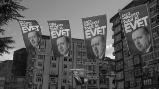 The Road To The Turkish Referendum; .