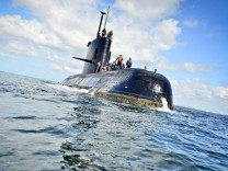 171118 BUENOS AIRES Nov 18 2017 File photo taken on Nov 23 2010 shows the Argentine sub