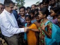 Außenminister Gabriel reist nach Bangladesch und Myanmar