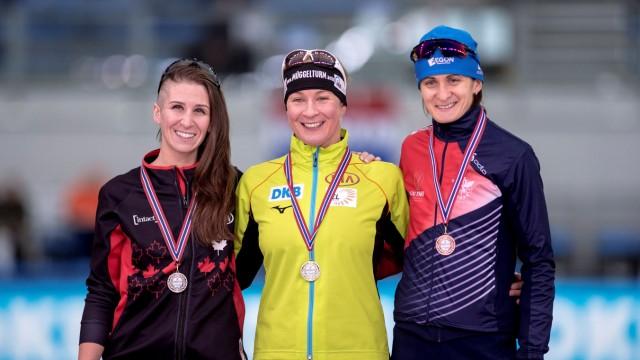 Speed Skating - ISU World Cup - Women's 5000m