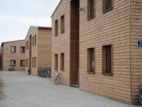 Flüchtlingsunterkunft in Gräfelfing, 2016