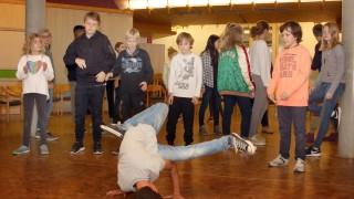 Schauspielschule Schwarz filmt mit Kindern