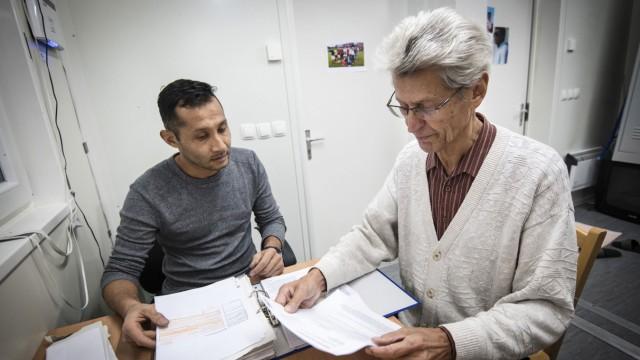 Asylbewerberheim Flüchtlinge