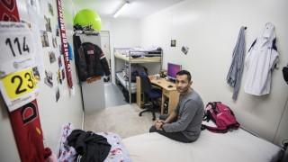 Wie Flüchtlinge wohnen: 300 Euro für Platz im Container - Starnberg ...