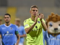 05 09 2017 Fussball Toto Pokal 2017 2018 Achtelfinale TSV 1860 München FC Unterföhring im Günw