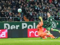 GER 1 FBL SV Werder Bremen vs Hannover 96 19 11 2017 Weserstadion Bremen GER 1 FBL SV Werde