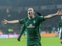 GER 1 FBL Werder Bremen vs Hannover 96 19 11 2017 Weser Stadion Bremen GER 1 FBL Werder Bre; Max Kruse Werder Bremen