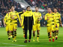 Bundesliga - VfB Stuttgart vs Borussia Dortmund