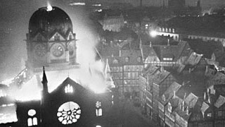 brennende synagogen kirche nationalsozialismus dpa