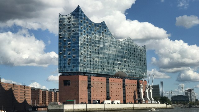 Elbphilharmonie in Hamburg, 2017