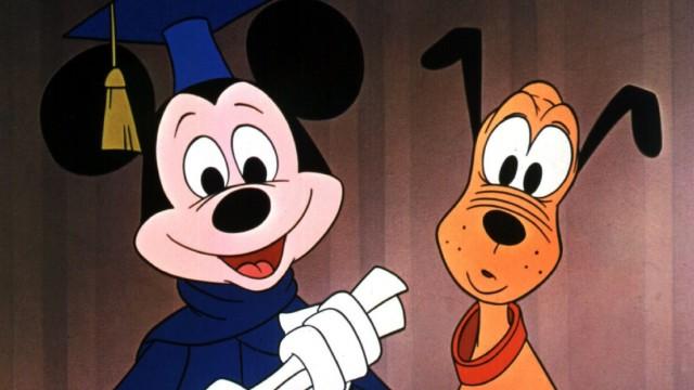 Micky Maus wird 85