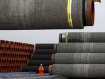 Nord Stream 2 Pipeline Construction Continues