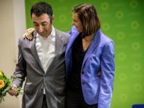 Nach dem Ende der Sondierungsgespräche - Grüne