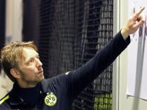 FUSSBALL DFL Dortmund Pressereise DORTMUND DEUTSCHLAND 06 APR 13 FUSSBALL DFL 1 Deutsche B; Sven Mislintat
