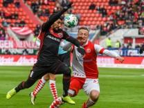 FC Ingolstadt 04 - Fortuna Düsseldorf