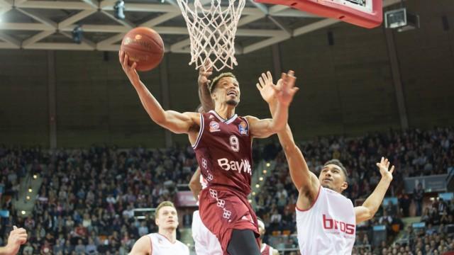 Jared CUNNINGHAM 9 FCB Basketball FC Bayern FCB Brose Bamberg BA Bundesliga 10 Spielta