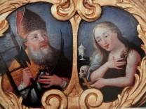 Ausstellung Nikolauskapelle Geretsried