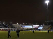 20 11 2017 Fussball Regionalliga Bayern 2017 2018 22 Spieltag TSV 1860 München TSV Buchbach im