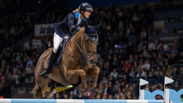 Internationales Reitturnier in Stuttgart