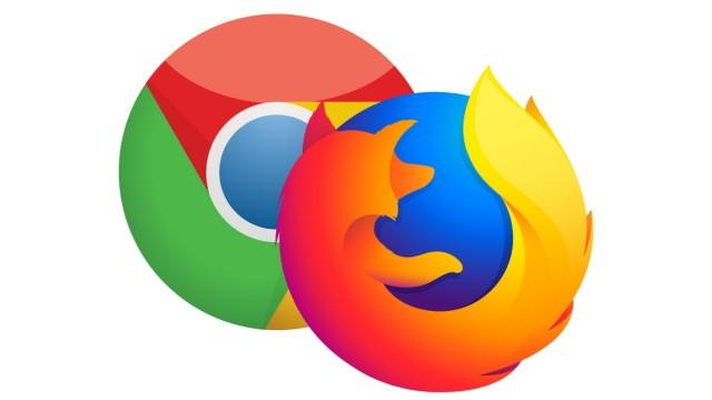 Firefox Chrome Browser Mozilla