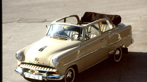 Blech der Woche (32): Opel Olympia