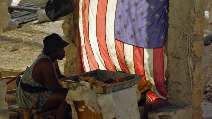 USA schicken fast 60 000 Flüchtlinge aus Haiti zurück