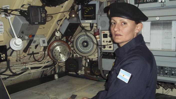 Argentinisches U-Boot ARA San Juan vermisst
