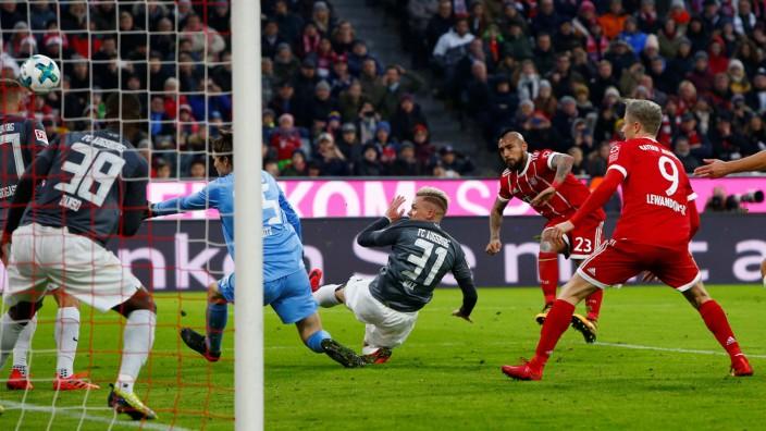Bundesliga - Bayern Munich vs FC Augsburg