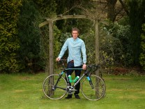 Sir Bradley Wiggins Pre-Giro de Italia Media Day