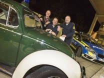 Unterhaching, Kubiz, Polizeiinspektion feiert 5o-jähriges Bestehen,