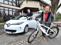 Tutzing RH neue E-Mobilität