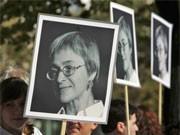 Politkowskaja, AP