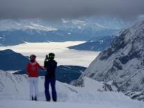 Saisonstart Zugspitze