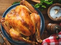 Das Rezept Thanksgiving Menü Gefüllter Truthahn Alexander Raths / Fotolia