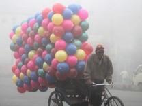 Smog in Indien