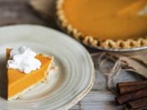 Das Rezept Pumpkin Pie Thanksgiving Symbolfoto: Foodlovers / Fotolia