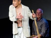 Yoshi Oida im Meta Theater