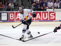 Eishockey DEL Adler Mannheim EHC Red Bull München 23 Spieltag am 21 11 2017 in der SAP Arena in