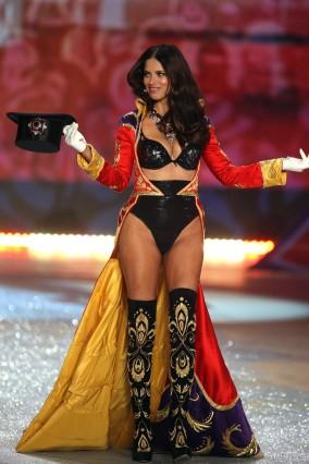 Nov 7 2012 New York City NY USA WWW November 7 2012 New York City Adriana Lima wa
