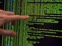 Eröffnung des Cyberabwehrzentrums von HP