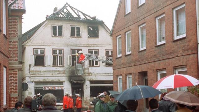 Vor 25 Jahren Brandanschlag in Mölln