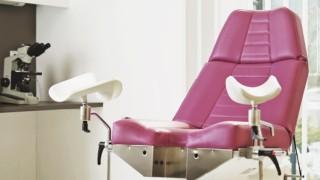 GynâÄ°kologenstuhl in einer Frauenarztpraxis ÷sterreich Europa Copyright imageBROKER ChristianxVorh