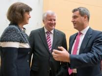 CSU Showdown in Vorstand und Fraktion