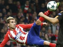 Atletico Madrid - AS Rom