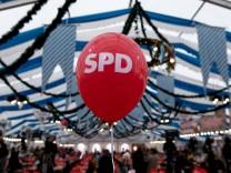 Politischer Gillamoos - SPD