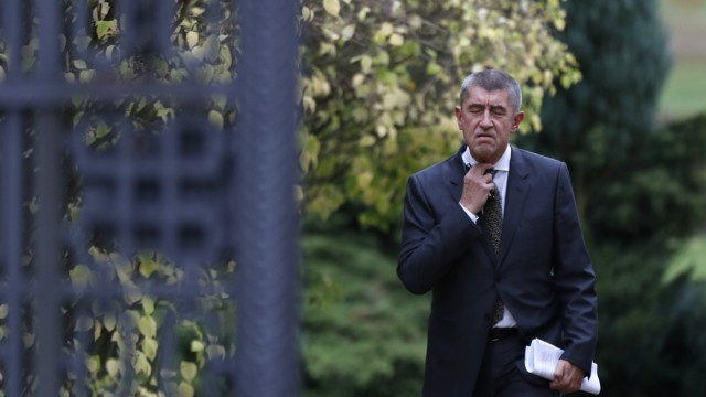 Politik Tschechien Tschechien