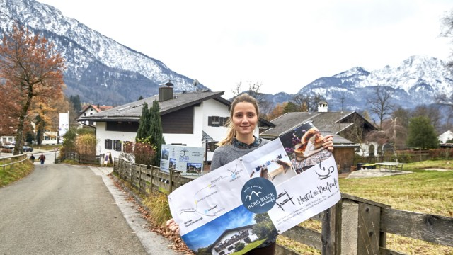 Hostel und Dorfcafé Bergblick