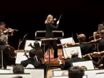 Dirigentin Miria Grazinyte-Tyla