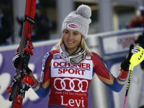 Ski alpin: Weltcup Slalom Damen